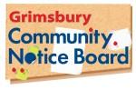 Grimsbury Community Noticeboard Logo